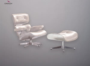 Кресло Aviator Eames Lounge / Eco leather