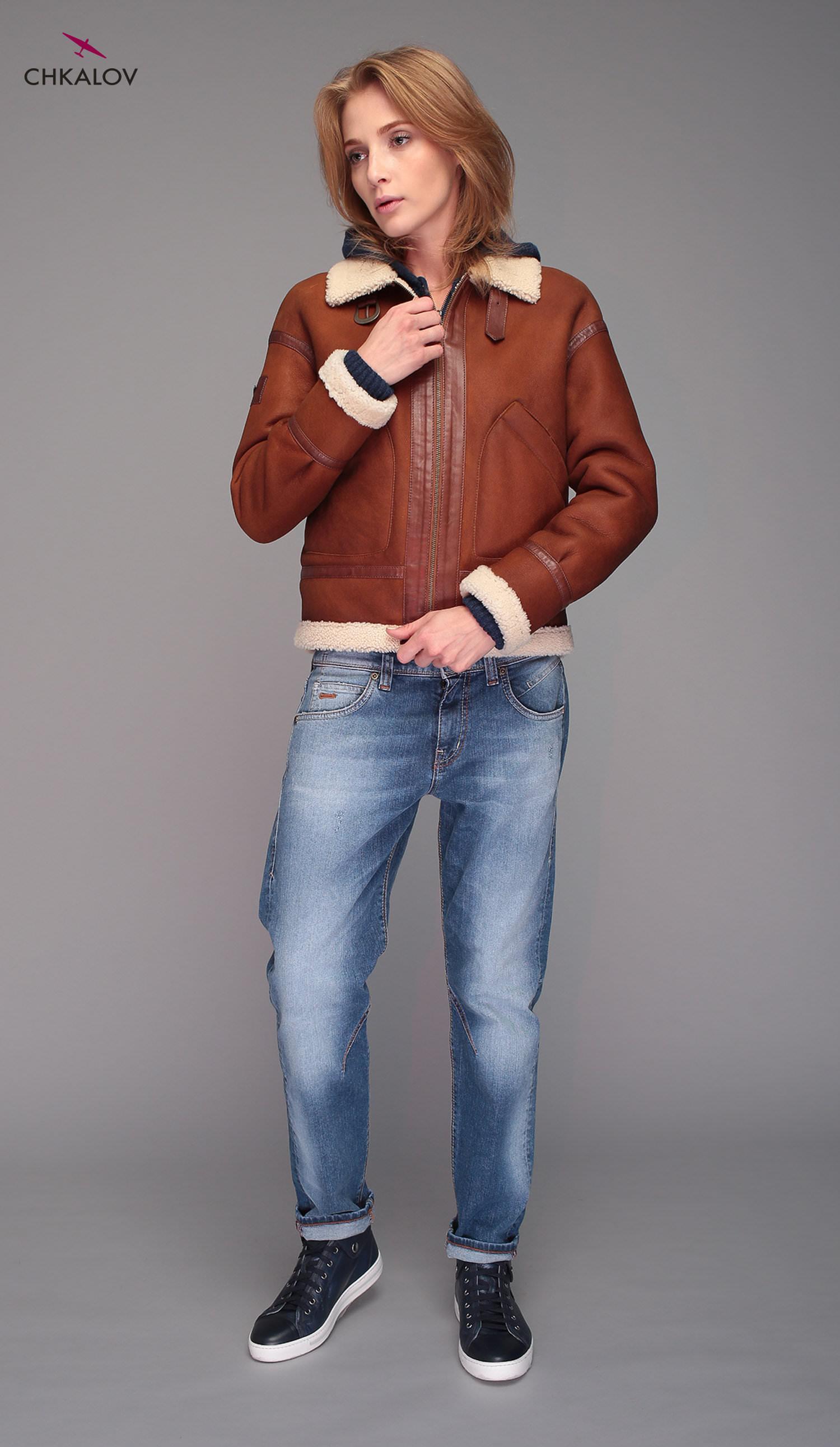 Купить куртку пилот в москве